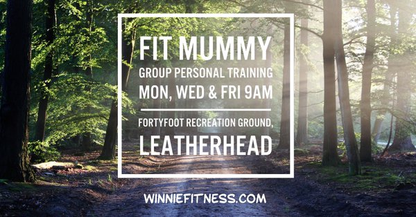Fit mummy pt leatherhead