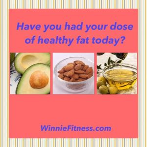 healthy fat daily dose