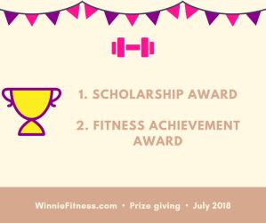 Scholarship award(2)
