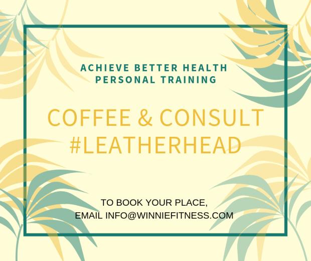 winnie fitness coffee consult